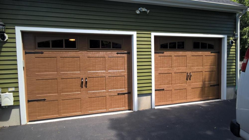 in extraordinary door steel model house decorative trim style garage ideas haas doors carriage cool